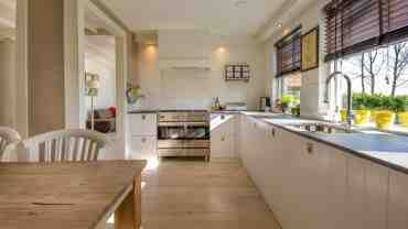 Şık ve Sade Mutfak Tasarımları